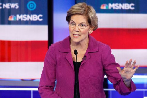 Warren scores record fundraising haul after Democratic debate