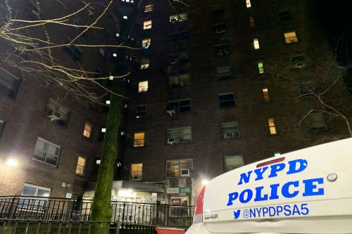 Man stabbed to death in NYCHA building in NYC
