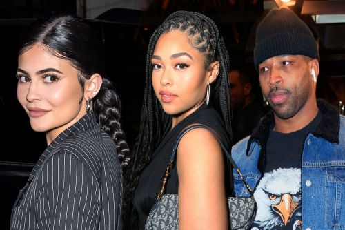 Kylie Jenner says Jordyn Woods 'f-ked up' with Tristan Thompson