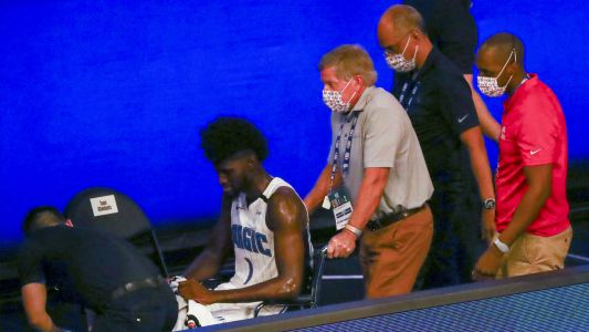 NBA players show support for Jonathan Isaac after Magic forward suffers knee injury vs. Kings