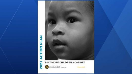 Baltimore Children's Cabinet releases plan to help children, youth thrive