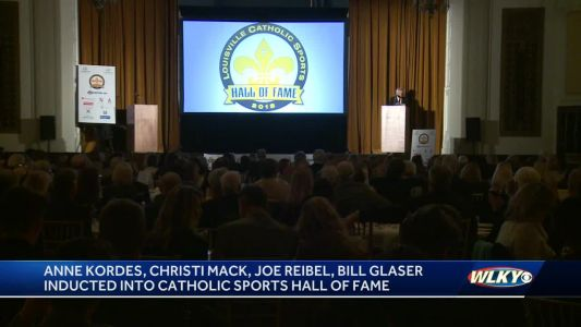 Inductees into the Catholic Sports Hall of Fame announced
