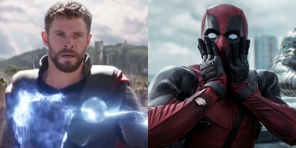 Chris Hemsworth and Ryan Reynolds joked about swapping their superhero movie roles - and now fans want a Thor and Deadpool crossover