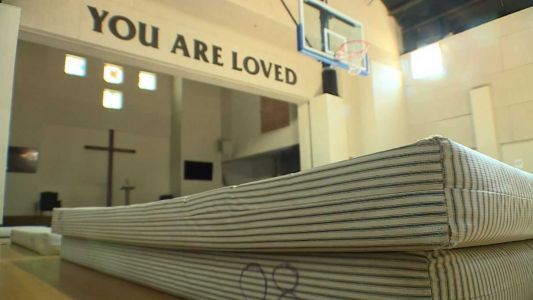 'Cold bed' in effect at Upstate shelters amid cold spell