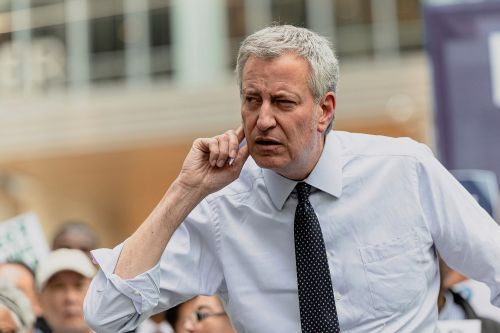 If de Blasio can't even lie about the crime wave right, how's he going to end it?