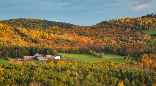 The most beautiful spots in the world to see fall foliage