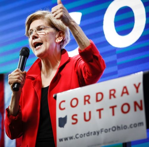 Elizabeth Warren forges a 2020 machine