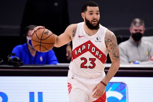 Fred VanVleet laughs over NBA suspension after Lakers-Raptors scuffle