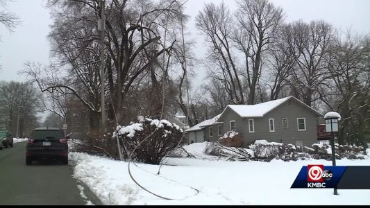 KCP&L: Last weekend's storm was third worst in company's history