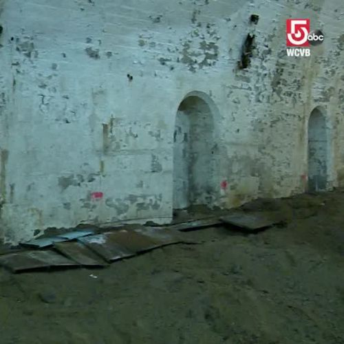 Part of oldest subway tunnel in America unearthed in Boston