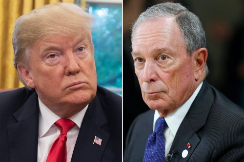 Trump: Democrats will 'eat up' Bloomberg in primaries