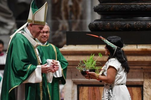 Can the Catholic Church Save the Amazon?
