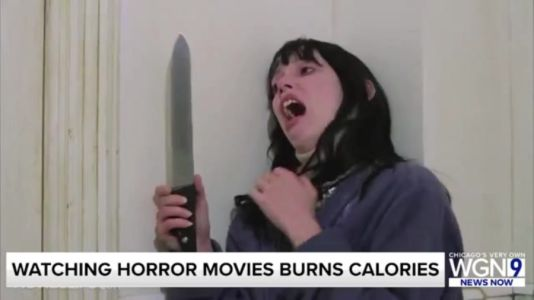 Study: A specific movie genre can help you burn more calories