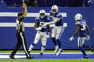 Surprisingly strong defense may put Colts on playoff course