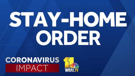 Md. governor issues stay-home order amid coronavirus pandemic
