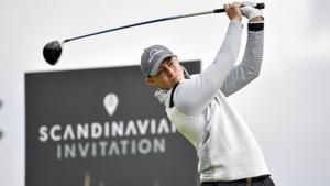 Stenson shoots 62, in contention at Scandinavian Invitation