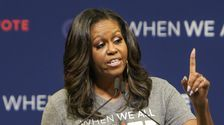 Michelle Obama: GOP Efforts To Make It Harder To Vote Are A 'Threat To Our Future'