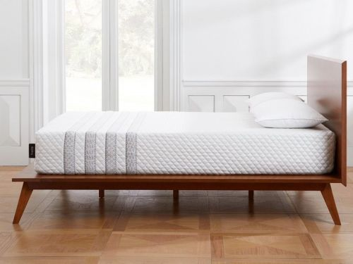 I've tested dozens of mattresses and the Leesa Hybrid is one of the most comfortable - it's also 20% off with our exclusive discount