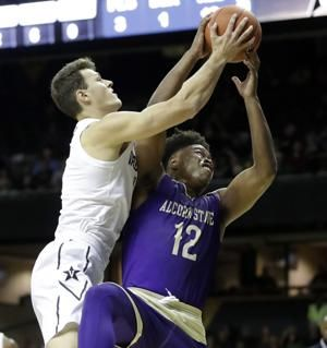 Vanderbilt pulls away late to beat Alcorn State