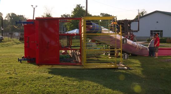 Storm damages rides, injures workers at Butler County Fairgrounds