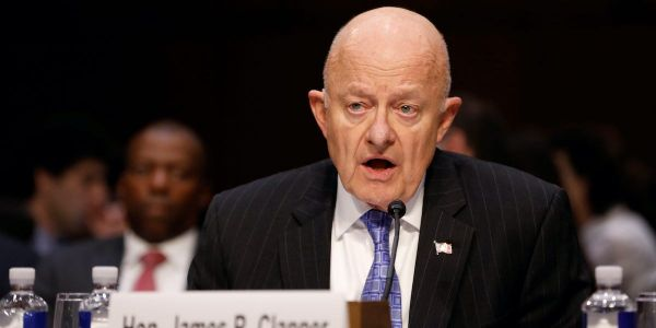 Russian and Iranian election interference claims could have been timed to 'distract' from Obama's attack on Trump, says former US National Intelligence Director