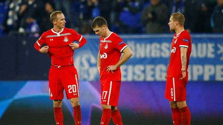 Last minute, last place - Lokomotiv crash out of Champions League to wrap up Group D