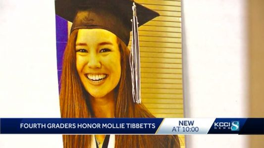 Teaching to be kind: Brooklyn educator shocked by students' tribute to Mollie Tibbetts