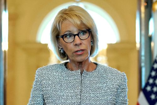 DeVos urges state, local governments to take action on school shootings