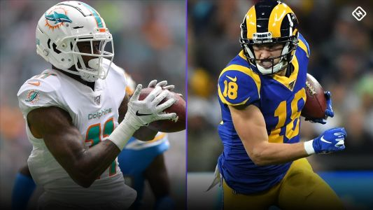 2020 Fantasy WR PPR Rankings: 'Possession receivers' fight for their slots among big-play guys