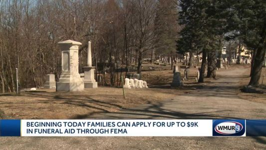 Families can apply for help covering funeral costs for COVID-19 deaths