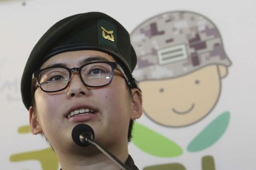 South Korean military decides to discharge transgender soldier