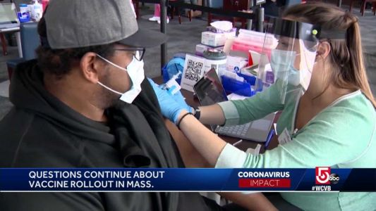 Questions linger about COVID-19 vaccination rollout