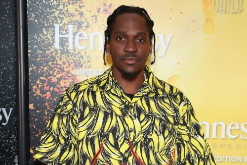 Pusha T marries girlfriend in Virginia, Kim and Kanye attend