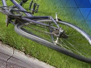 9-year-old Upstate girl in critical condition after being struck by car while riding bike, police say