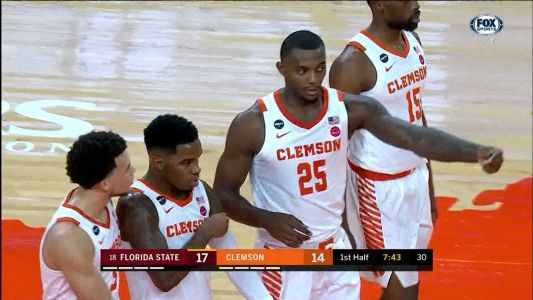 Clemson's opponent for Wednesday home game changed
