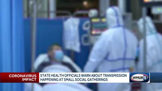 State health officials warn about COVID-19 transmissions at small social gatherings