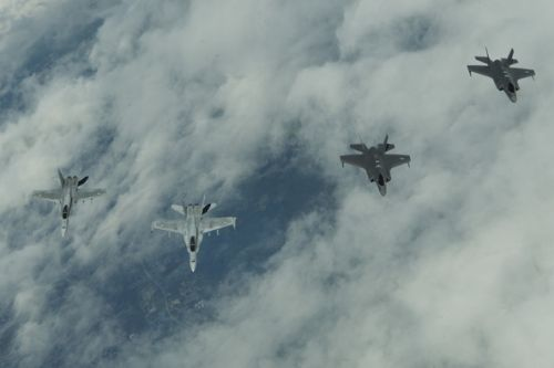 Hill AFB's fighter wings demonstrate global reach with F-35A