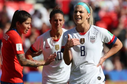 USWNT's success could hinge on health of two veterans