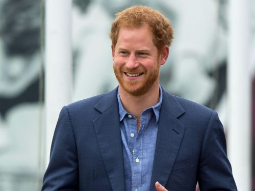 How Prince Harry's style has evolved over the past 15 years