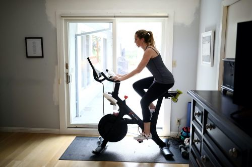 JOIN OUR EVENT MAY 12: Hear from top fitness leaders on how the at-home and virtual exercise boom is transforming the future of fitness