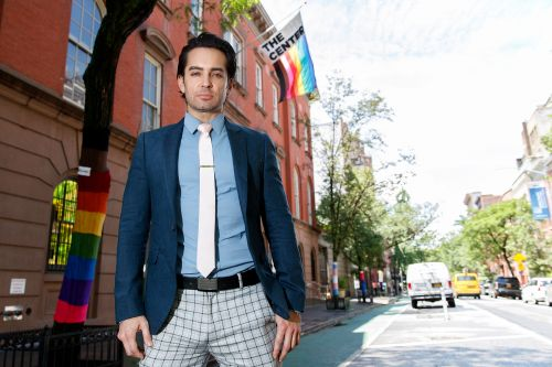 Former Democrat turned conservative gay rights activist slams Pride, sues LGBT Center