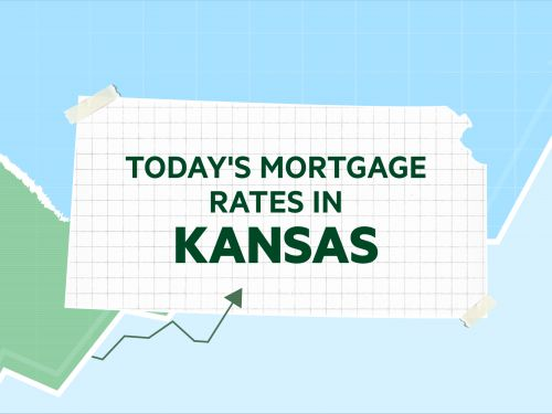 Today's mortgage and refinance rates in Kansas