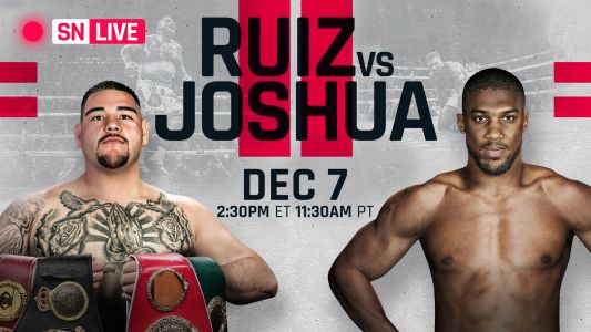 Andy Ruiz Jr. vs. Anthony Joshua 2 live updates, fight results, highlights from the rematch