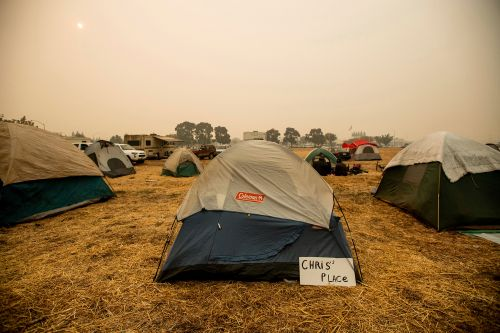 California wildfires could worsen state's homelessness crisis
