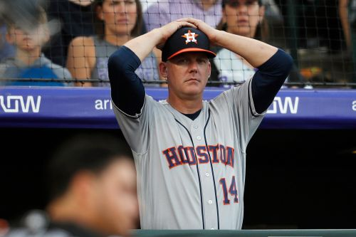Yankees react to facing A.J. Hinch for first time since cheating drama