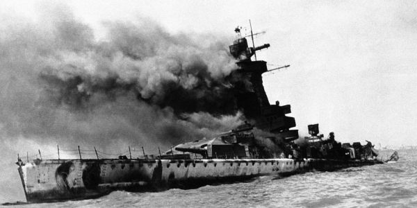 79 years ago, the British won a surprise victory over Nazi Germany in the first major naval battle of World War II