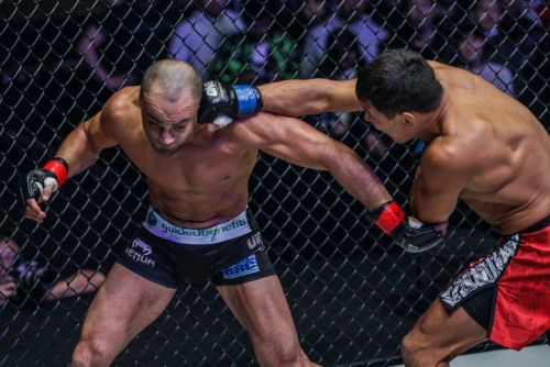 Timofey Nastyukhin aims for first-round knockout of champ Christian Lee at ONE on TNT II