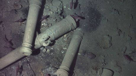Billion dollar cargo: New details revealed about the 'holy grail of shipwrecks'