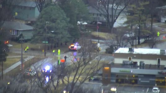 Crews close intersection of 114th, Burke for water main break