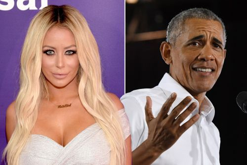 Aubrey O'Day wants Barack Obama to be her sperm donor